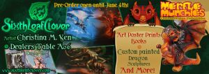 Anthrocon 2012 Pre-order by The-SixthLeafClover