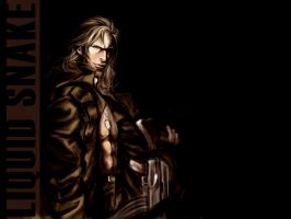 Liquid Snake by CrazyDwarf