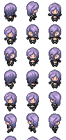 Commission: Sprite Replacement Chris22464 by Of-Nihility