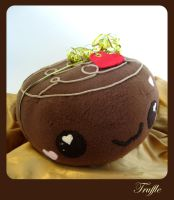 Chocolate Truffle by kickass-peanut