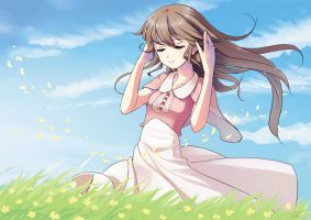 Season Shoujo: Spring by AmberClover