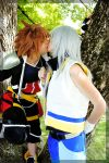 KH - Shine like a diamond in the Sky by Evil-Uke-Sora