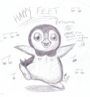 Happy Pochama Feet by pdutogepi
