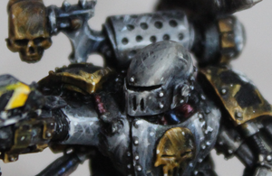 Iron Warriors Warsmith by Insuppressible