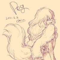 Peg by chacckco