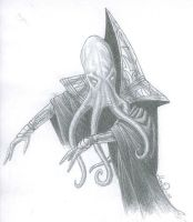 Illithid by YikYik