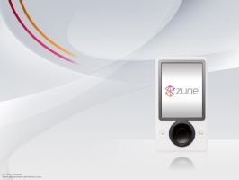 Microsoft Zune WP2 by SlideEchizen