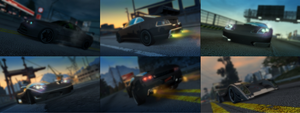 Burnout Paradise: Carbon Set Compilation by Ricky47