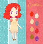 { Auction: OPEN } - Candle Adopt - by sethrielle