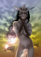 DEJAH THORIS by Frantapias
