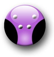 Cosmic Boy Button by MShades