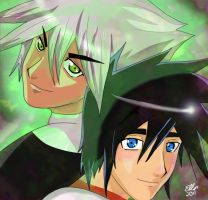 Danny Phantom by Moo-feeler