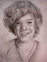 harry styles. 2 by 1drawingGirl