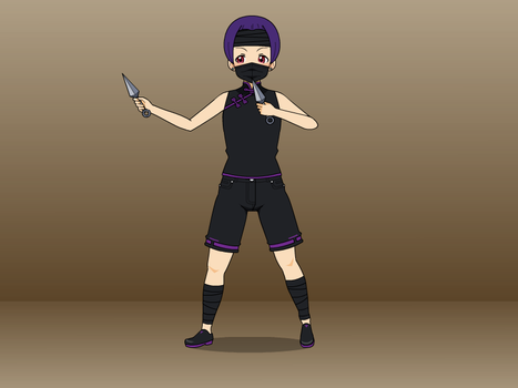 Arcadian Bandit Lvl:2 by Hypnolover23