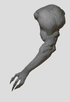 Hand concept by Verehin