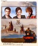 Hogwarts for memory by LadyofSnow