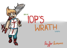 Dofus' Iop's Wrath by RayForAwesome