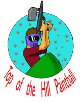 Top of the Hill logo by Glax101