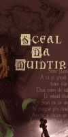 sceal na muintir side bar by DantesInfernals