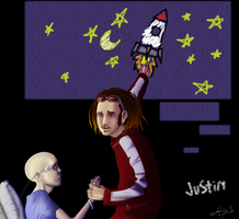 JUSTIN by Mecoiy
