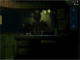 FNAF3: Close By by Double-Tarts