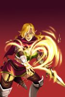 On Fire by glance-reviver