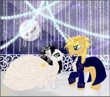 My Little Labyrinth: As The World Falls Down by MusicOverMatter