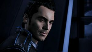 Kaidan Joining the Normandy - Mass Effect 3 by loraine95