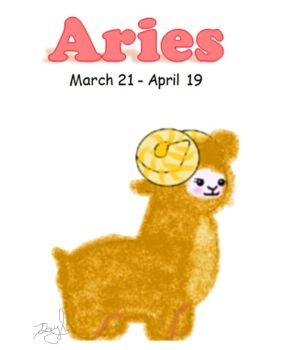 Aries by Daryl-the-cartoonist