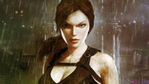 TombRaider PS3Wallpaper 4 by NaughtyBoy83