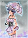 Hinata - Its Gonna Rain by DarkVanessaLusT