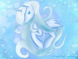 .: Personal Space - Lila :. by ASinglePetal