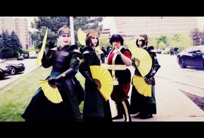 Avatar: The Last Airbender at ACen 2012 by thatbloodypirate