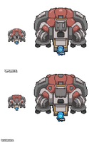 Pixel #1: Command Center [Updated] by Revangale