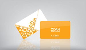 my new card by amerzidan