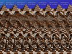 Object Array Stereogram + MTS by 3Dimka