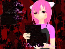 Elfen Lied Pose + Music Box! by snips800