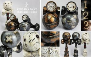 Kendama-756 by shichigoro756