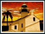 Michelles Magical Lighthouse by AussieSteve1961
