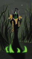 Rubick - The Grand Magus by Mesopelagic