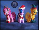 Christmas Set by MLPEndlessNight
