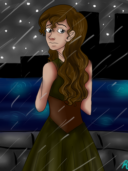 Les Miserables: In the Rain by MissSpock