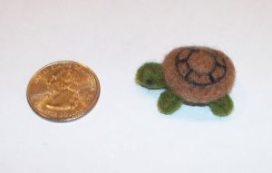 Tiny Turtle by SnowFox102