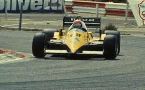 Eddie Cheever (France 1983) by F1-history