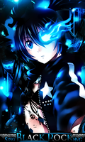 Black rock Shooter by Rapstyle95