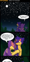 Amizade 6 - Beauty of the Night by Thalateya