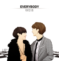2min_Everybody by peariw