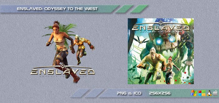 Enslaved: Odyssey to the West by Dohc-WP
