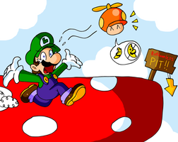 Club Nintendo Commission 4 by JamesmanTheRegenold