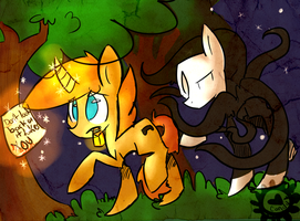 .:Pewdie-Pony:. by xxcandyflowerxx